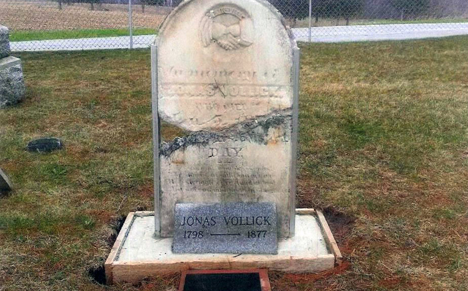 Jonas Vollick Tombstone fixed