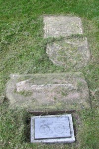 Gilman Willson grave. Photo courtesy of Brenda Corby