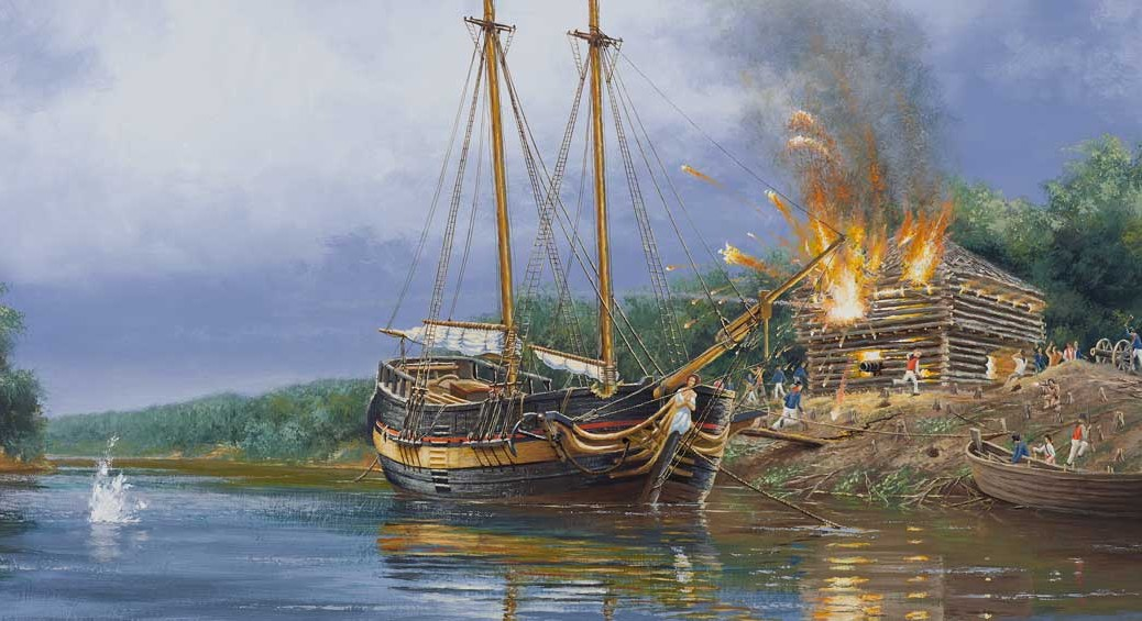 HMS Nancy Last Stand, Peter Rindlisbacher
