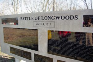 Battle of Longwoods Memorial