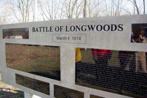 Battle of Longwoods Memorial