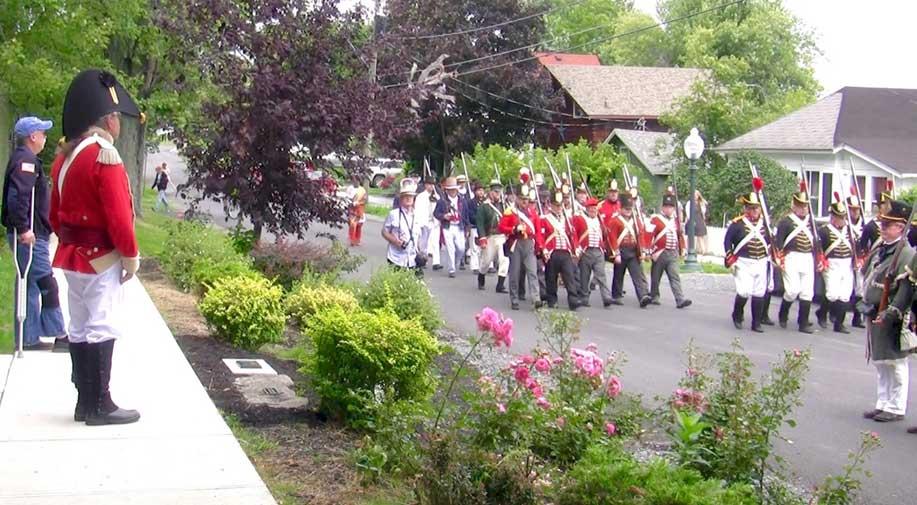 Graveside Project | Honouring Veterans of 1812